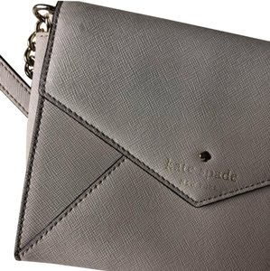 Kate Spade Envelope Chain Leather Cross Body Bag