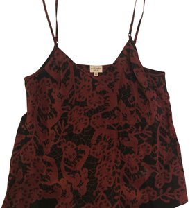 Aritzia Top Red/black