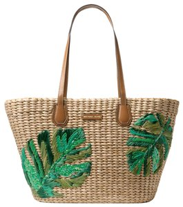 Michael Kors Corn Husk 30s8gmbt7w Tote in Natural