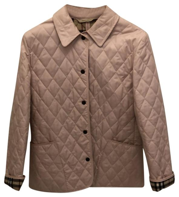 Item - Blush Pink Quilted Jacket Size 6 (S)