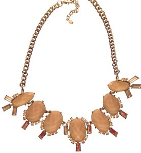 Charming Charlie Cream Necklace