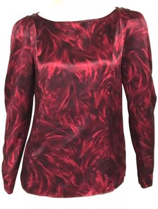 Cynthia Steffe Top red