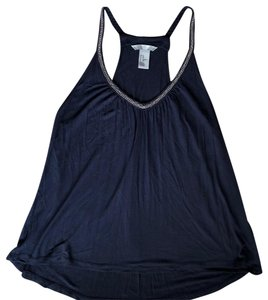 H&M Top Navy Blue