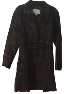 Wilsons Leather Trench Coat