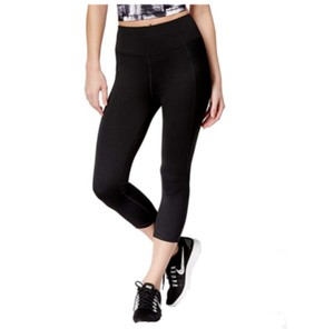 Ideology Ideology Womens Slimming Cropped Athletic Leggings Yoga Pants SIze S