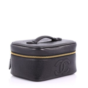 0611c1fe1a7f Chanel Makeup Bags | Chanel Cosmetic Bags on Sale - Up to 70% off at ...