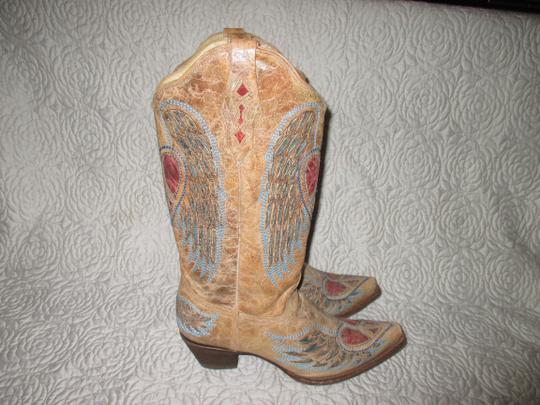Corral Boots multi Boots Image 6