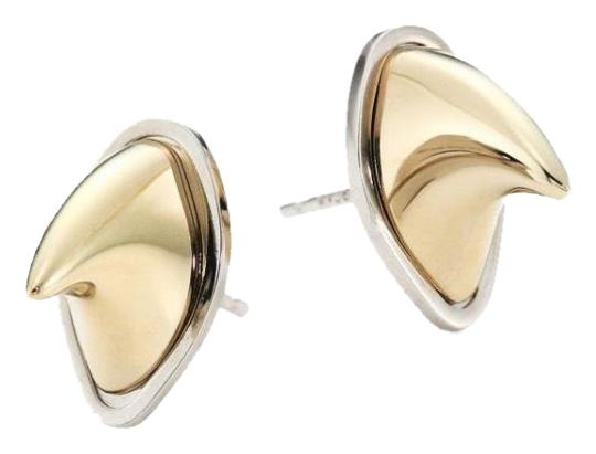 Preload https://img-static.tradesy.com/item/24429136/givenchy-gold-silver-shark-tooth-stud-earrings-0-1-540-540.jpg