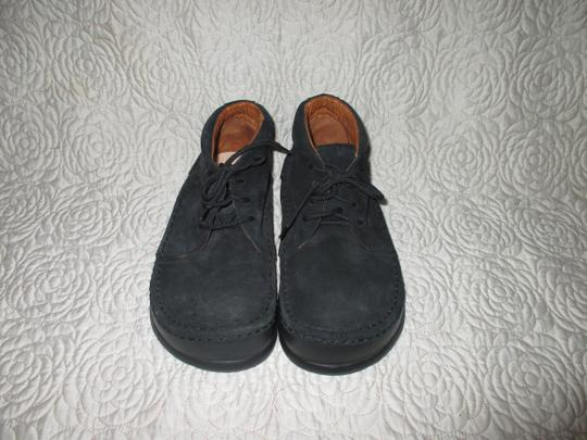 Birkenstock Germany Leather Betula Black Boots Image 10