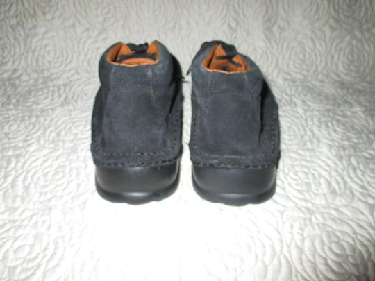 Birkenstock Germany Leather Betula Black Boots Image 2