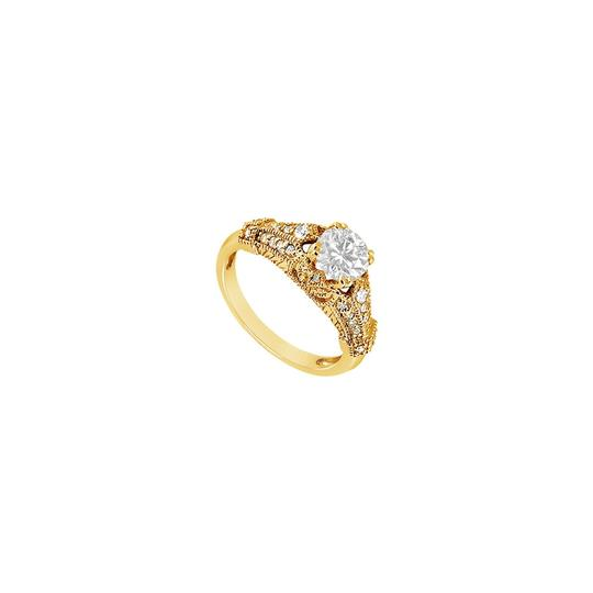 Preload https://img-static.tradesy.com/item/24429179/white-cubic-zirconia-engagement-18k-yellow-gold-vermeil-075-ct-czs-ring-0-0-540-540.jpg