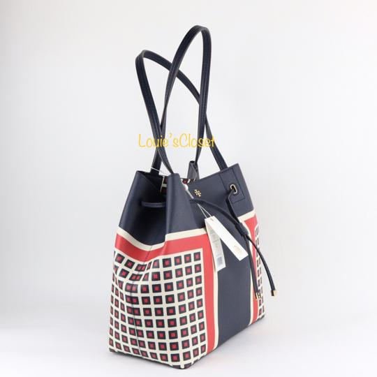 Tory Burch Tote in Blue Image 4