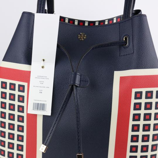 Tory Burch Tote in Blue Image 7