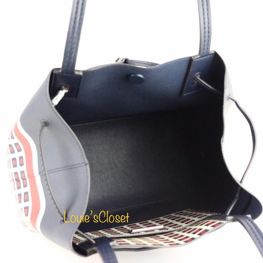 Tory Burch Tote in Blue Image 8