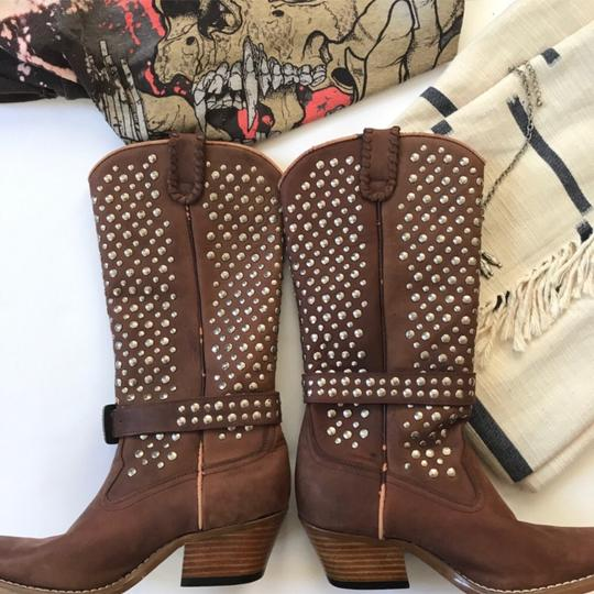 Jeffrey Campbell Brown Boots Image 2