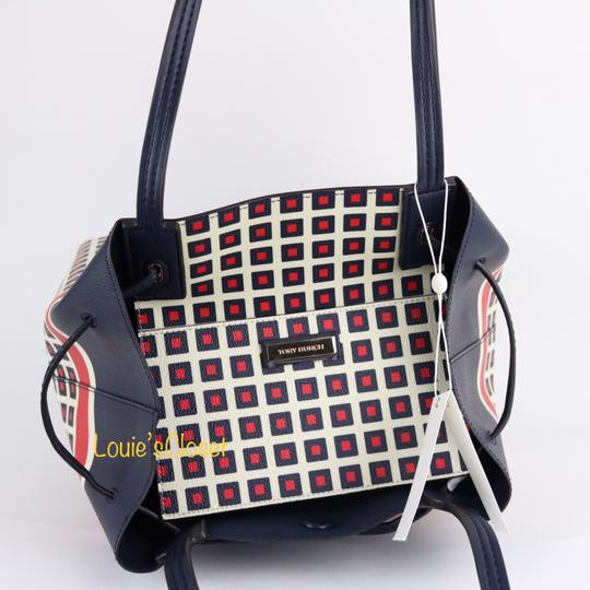 Tory Burch Tote in Blue Image 10