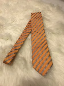 Orange Zach Made In Italy Tie/Bowtie