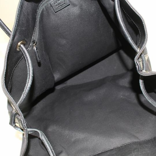 Gucci Shopper Shopping Cabas Tote in Black Image 3