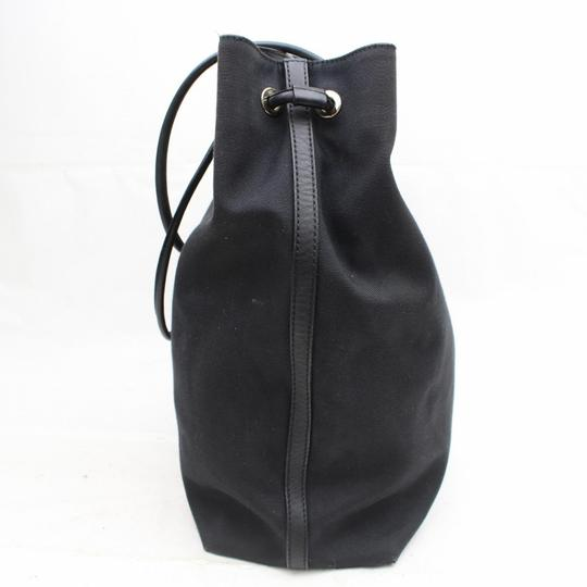 Gucci Shopper Shopping Cabas Tote in Black Image 7