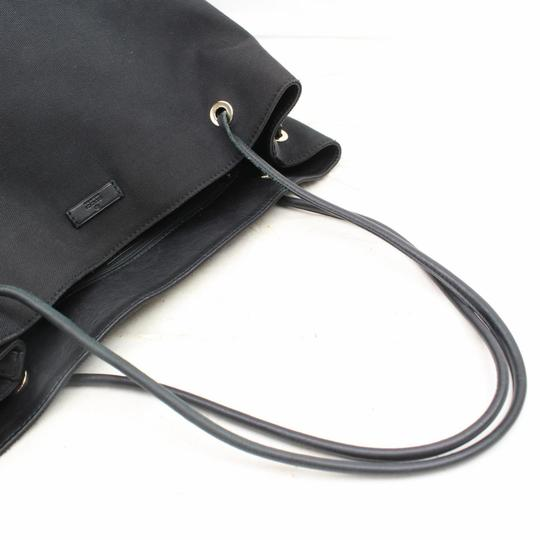 Gucci Shopper Shopping Cabas Tote in Black Image 9