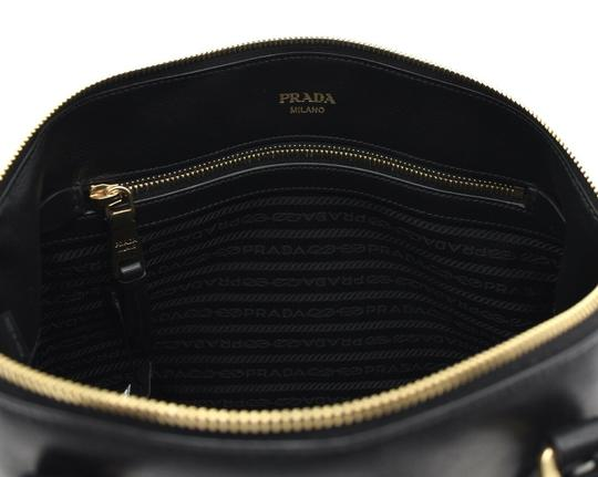 Prada Satchel Oversized Logo Shoulder Bag Image 5