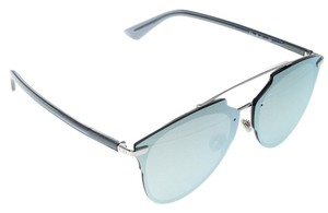Dior Silver/Grey silver Mirrored Dior Reflected P S60RL Aviator Sungla