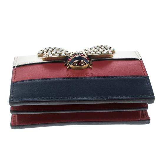 Gucci Multicolor Leather Queen Margaret Wallet