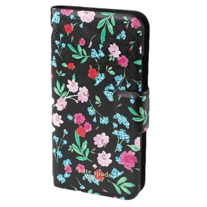 Kate Spade NEW KATE SPADE NEW YORK FLORAL IPHONE X PHONE CARD CASE