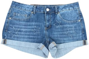 Authentic American Heritage Cuffed Shorts Blue