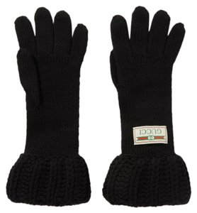 Gucci Brand New - Gucci Wool Gloves - Size Small