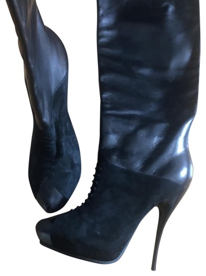 Preload https://img-static.tradesy.com/item/24430702/viktor-and-rolf-black-12346-bootsbooties-size-eu-37-approx-us-7-regular-m-b-0-1-540-540.jpg
