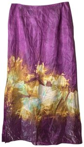 Lafayette 148 New York Maxi Skirt purple