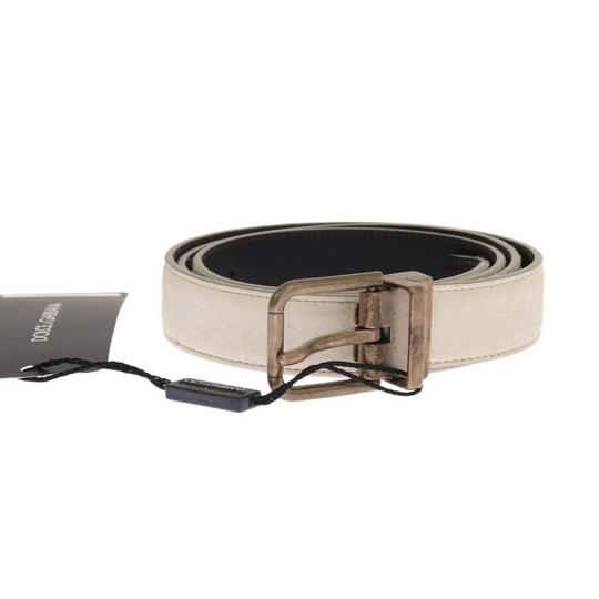 Preload https://img-static.tradesy.com/item/24430739/dolce-and-gabbana-white-gold-d11024-4-leather-buckle-belt-90-cm-36-inches-groomsman-gift-0-0-540-540.jpg