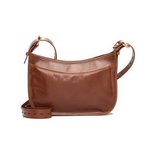 Hobo International Chase Brown Leather Cross Body Bag
