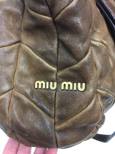 Miu Miu Hobo Bag Image 5