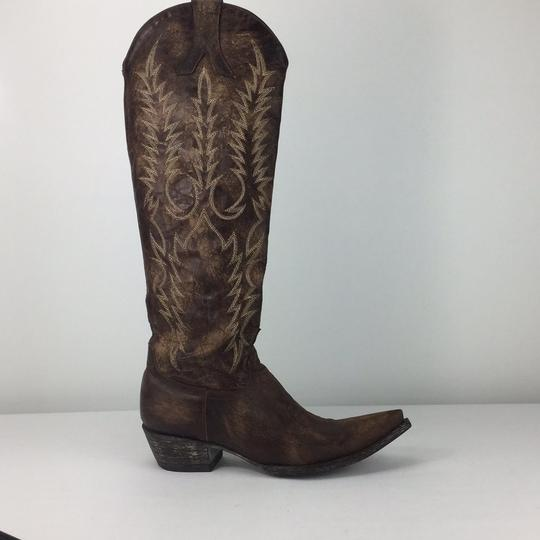 Old Gringo brown Boots Image 1