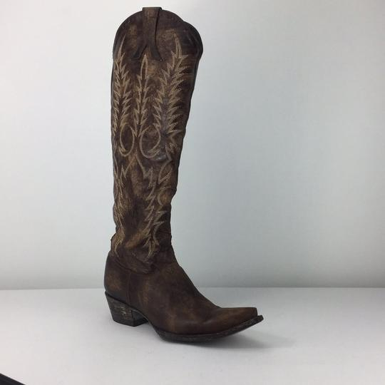 Old Gringo brown Boots Image 2