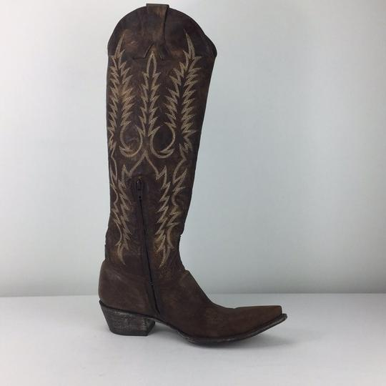 Old Gringo brown Boots Image 5