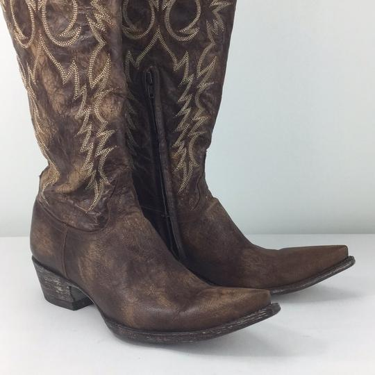 Old Gringo brown Boots Image 6