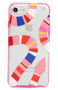 Kate Spade Kate Spade How Charming Snake Resin iPhone 7 Case