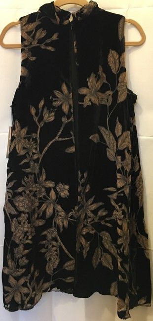 Ivanka Trump Velvet Sleeveless Size 14 L Large New With Tags Dress Image 7