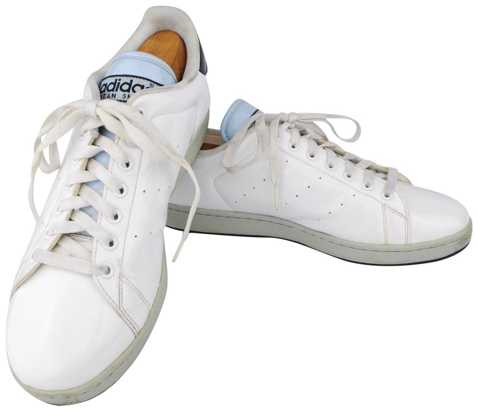 huge discount 39fda 38a38 adidas White Stan Smith Men s Sneakers Flats