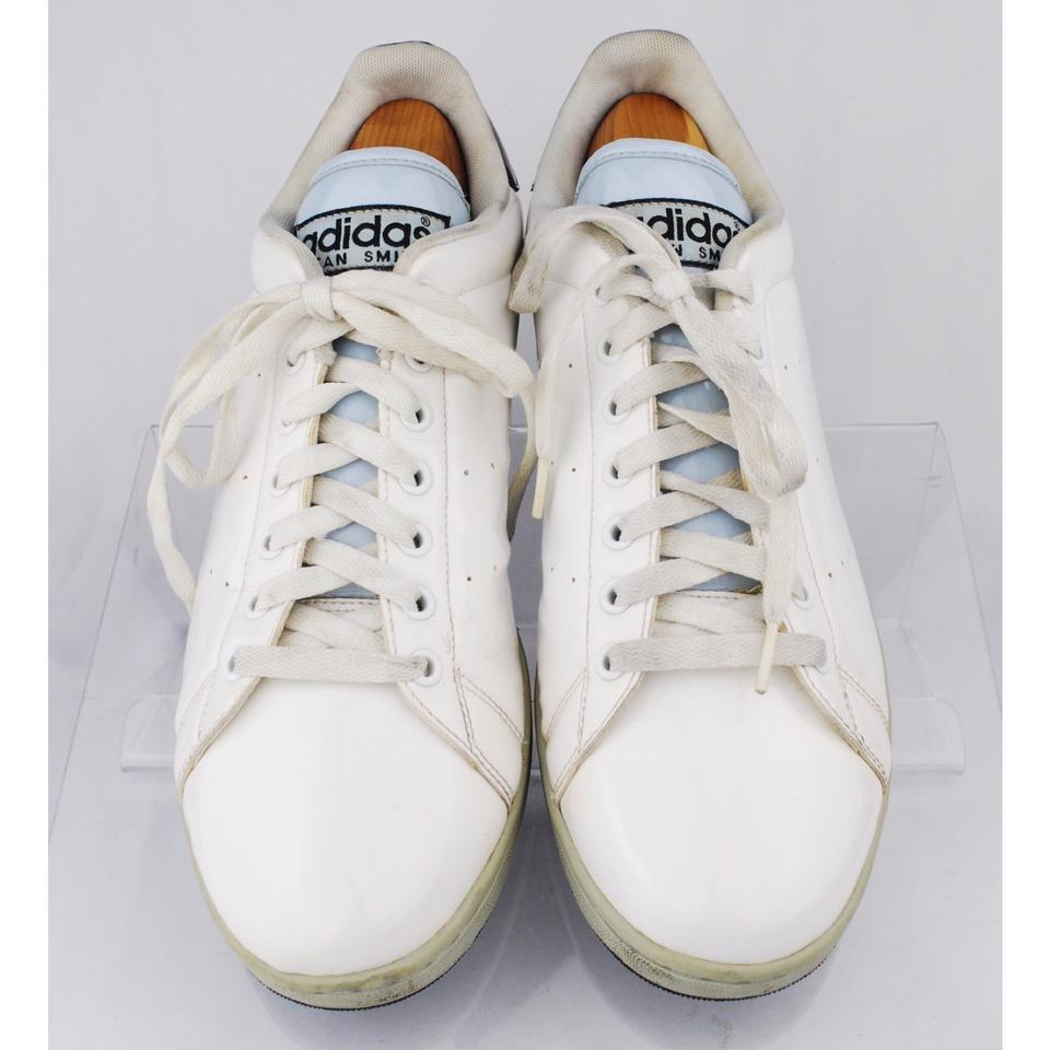 the latest 304d1 dcf8f adidas White Stan Smith Men s Sneakers Flats Size US 13 Regular (M, B) -  Tradesy