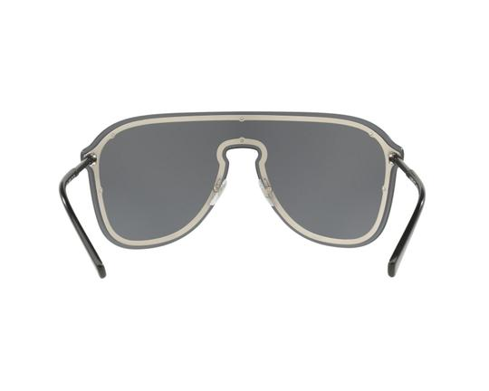 Versace Versace Pilot Mask Sunglasses VE2180 44mm Unisex Sunglasses Image 5