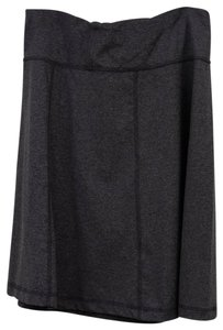 Patagonia Sun Protection 50+ Upf Recycled Polyester Soft Skirt Dark Grey