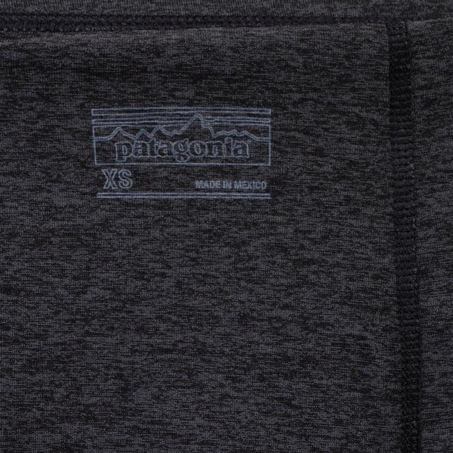 Patagonia Sun Protection 50+ Upf Recycled Polyester Soft Skirt Dark Grey Image 2