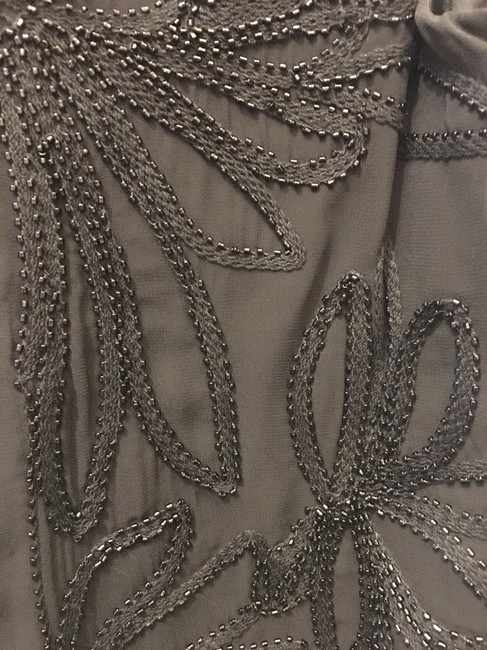 Laundry by Shelli Segal Scoop Neck Beaded Size 6 S Small New With Tags Dress Image 5