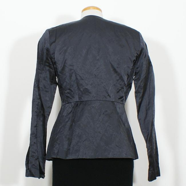Eileen Fisher Graphite Gray Jacket Image 2