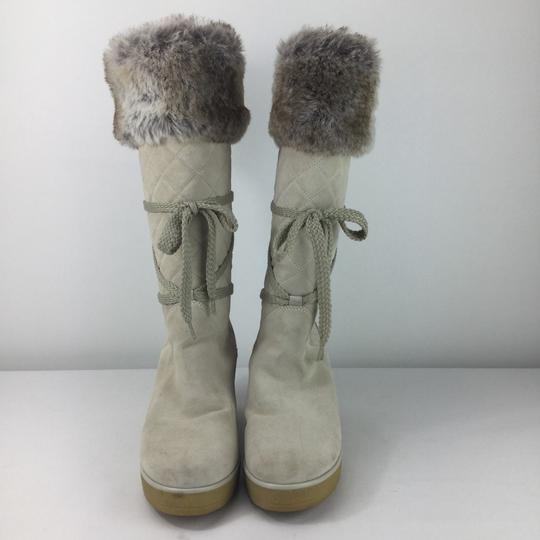 Marc Jacobs cream Boots Image 2