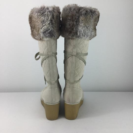 Marc Jacobs cream Boots Image 4